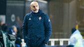 Serie A Fiorentina, Pioli: «Dobbiamo tornare a vincere»