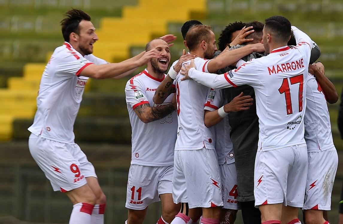 Bari sorride, 2-1 a Terni: terza vittoria consecutiva