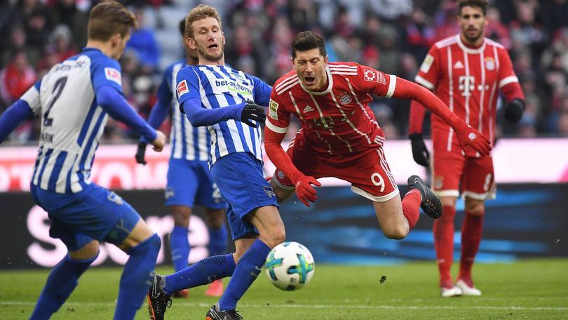 Bayern a bocca asciutta, ma guida a +20