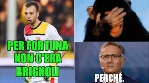 Benevento fa tremare per un'ora l'Inter: le reazioni del web