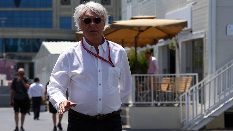 F1, Ecclestone: «La Ferrari sta pensando di lasciare la Formula 1»