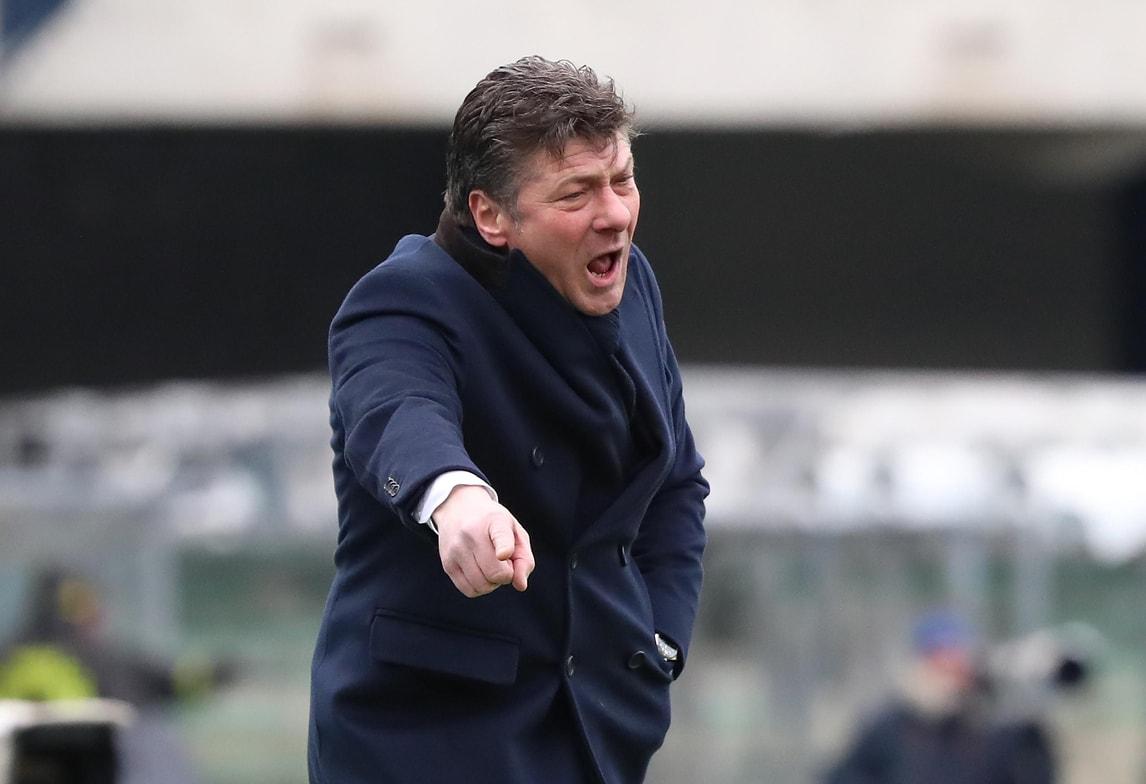 Serie A Torino, Mazzarri: «Che rabbia sul secondo gol del Verona»