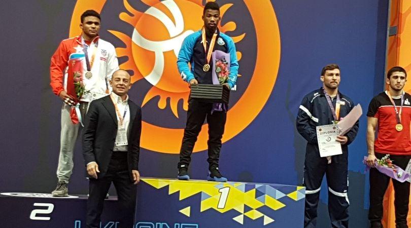 Super Chamizo: oro anche dopo il cambio di categoria