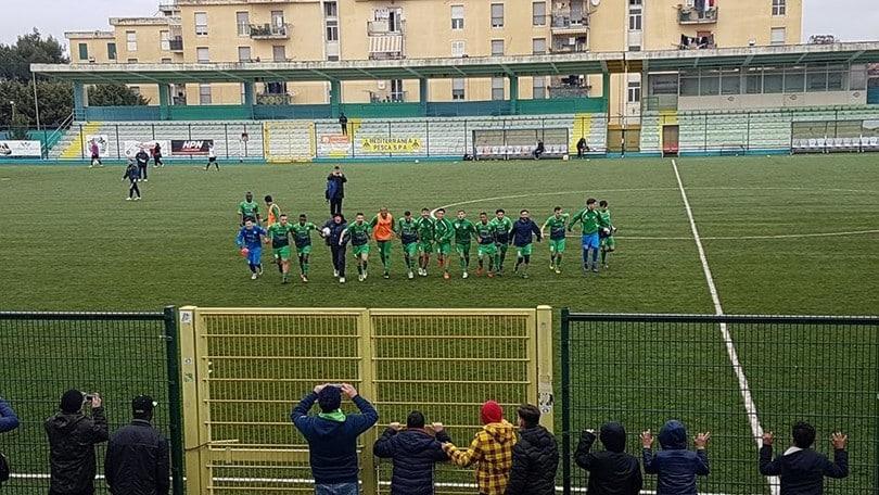 Afro Napoli da sogno: 3-0 alla Vico Equense e 13a vittoria di fila