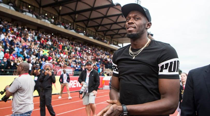 Bolt, annuncio a sorpresa: «Ho firmato per un club»