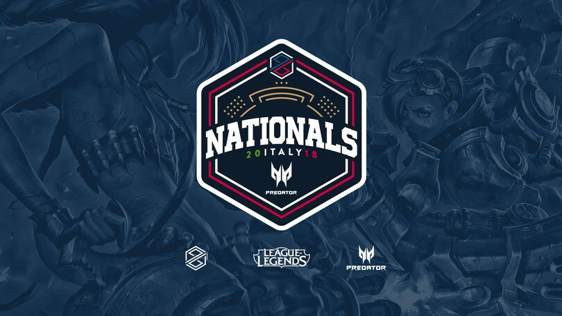 PG NATIONALS PREDATOR - Verso la Week 5 e 6!