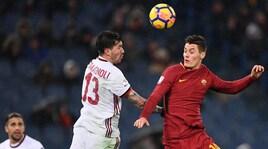 Serie A Giampaolo: «Schick? Fuori ruolo alla Roma»