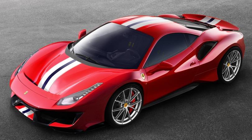 Salone di Ginevra: supercar show con Ferrari, McLaren e Porsche