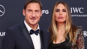 Laureus World Sports Awards: Francesco Totti premiato a Montecarlo