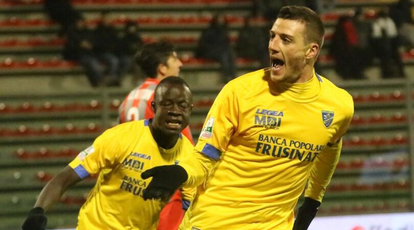 Serie B, tra Frosinone e Palermo i bookies scelgono i ciociari