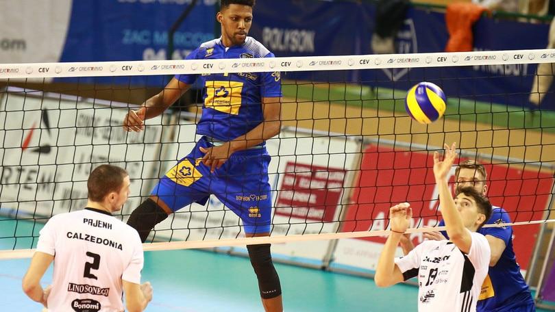 Volley: Cev Cup, Verona è in semifinale