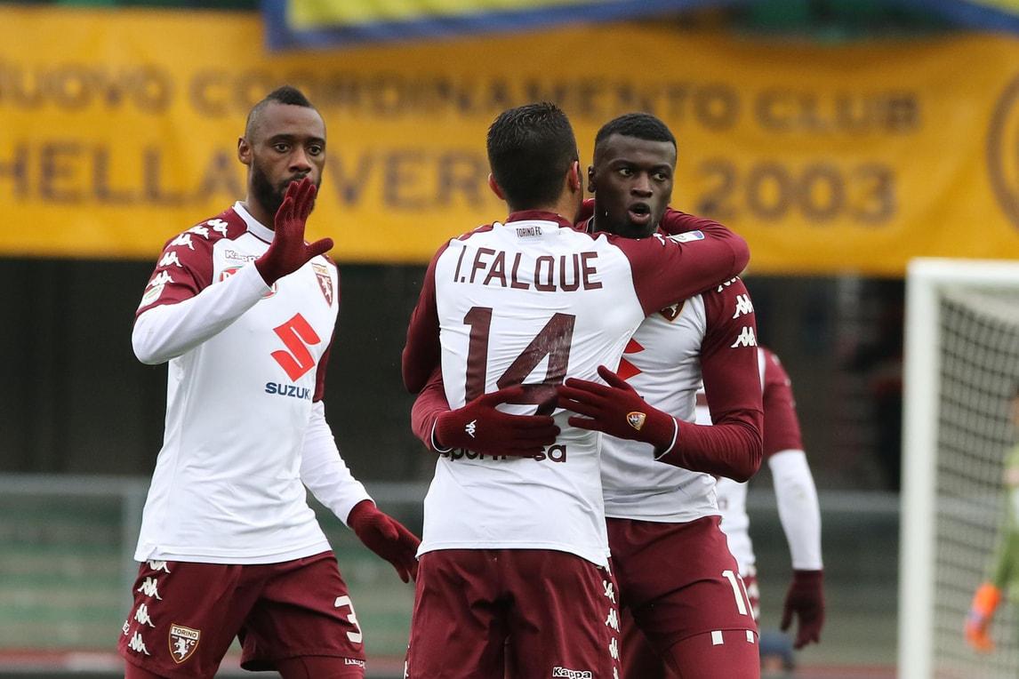 Serie A Torino, dopo l'operazione Niang torna ad allenarsi a parte