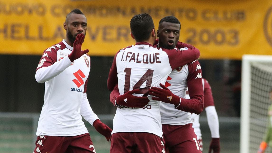 Torino, gol realizzati: 36