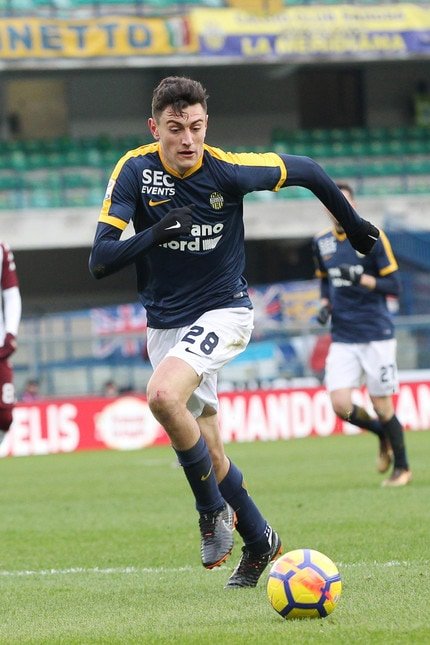 Verona, gol realizzati: 24