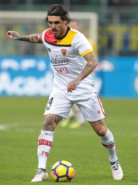 Benevento, gol realizzati: 18