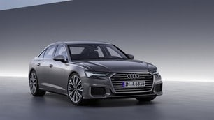 Audi A6 2018: foto
