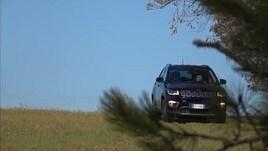 Jeep Compass, avventurosa anche con l'anteriore