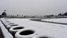 F1, test Barcellona: si gira solo il pomeriggio