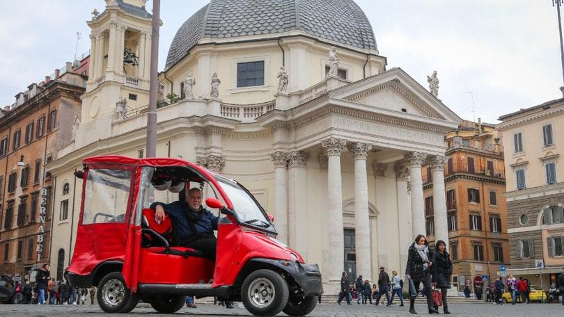Free Mobility, mobilità green nel cuore di Roma