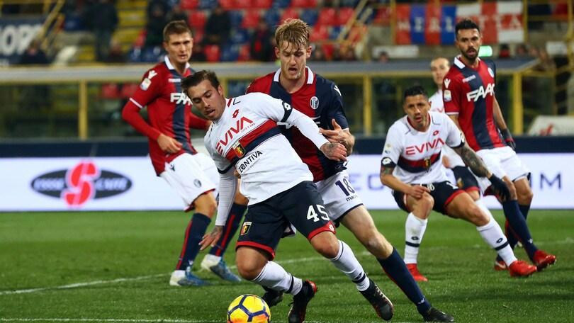 Calciomercato Genoa, Medeiros: «I compagni mi hanno accolto benissimo»