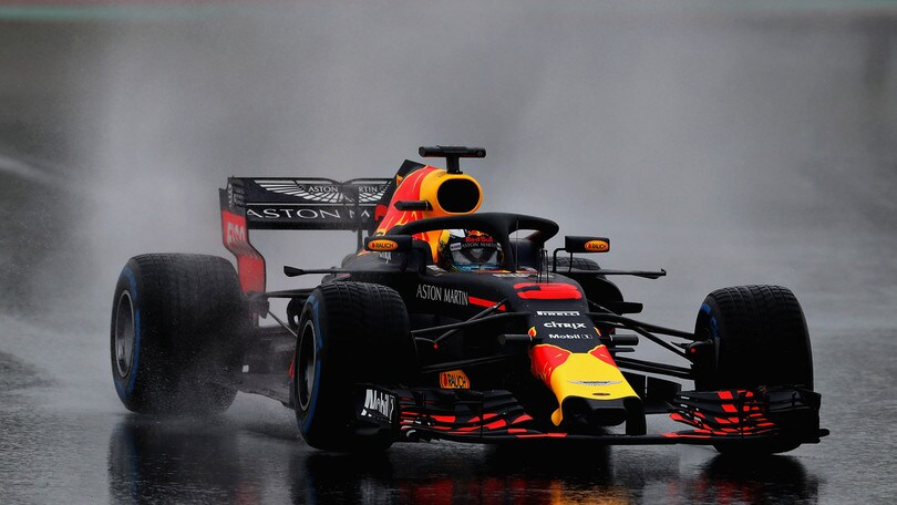 F1, test Barcellona: si vedono solo Alonso e Ricciardo
