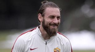 De Rossi, look alla Bale a Trigoria