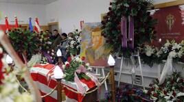 Enrique Castro, Gijon rende omaggio a 'Quini'