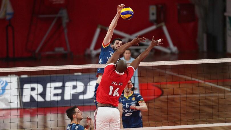 Volley: Challange Cup, la Bunge Ravenna vola in semifinale