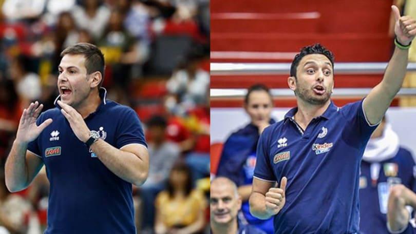 Volley: Blengini e Mazzanti allo Sport Expo di Verona