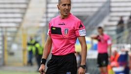 Serie B Cremonese-Palermo, dirige Marinelli. Salernitana-Lecce: Maggioni