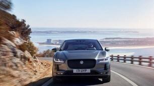 Jaguar I-Pace, ecco il Suv elettrico