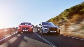 Jaguar I-Pace: il Suv diventa elettrico