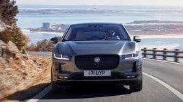 Jaguar I-Pace, il Suv elettrico pronto a graffiare