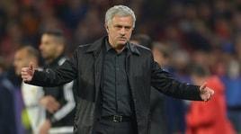 Mourinho: «Ibrahimovic via dal Manchester a fine stagione»