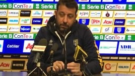 Parma, D'Aversa: battuta polemica al giornalista