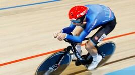 Ciclismo su pista, Mondiali: Italia sul tetto del mondo con Ganna