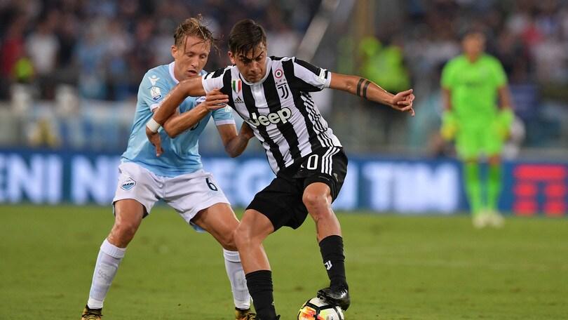 Diretta Lazio-Juventus, formazioni ufficiali e tempo reale ore 18