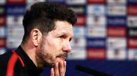 Atletico Madrid, Simeone alza bandiera bianca: «Impossibile vincere la Liga»