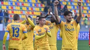 Frosinone vola in testa: Citro piega il Novara 1-0
