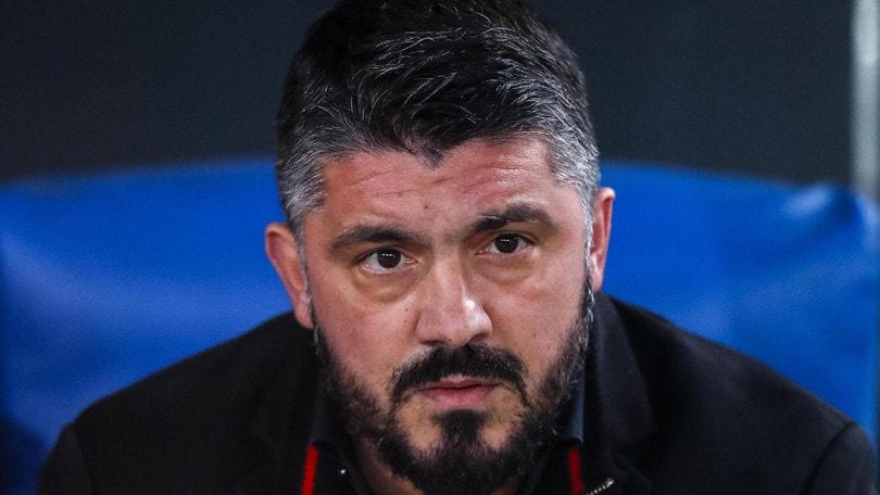 Milan, Gattuso: «Wenger? A confronto io sono della categoria pulcini»