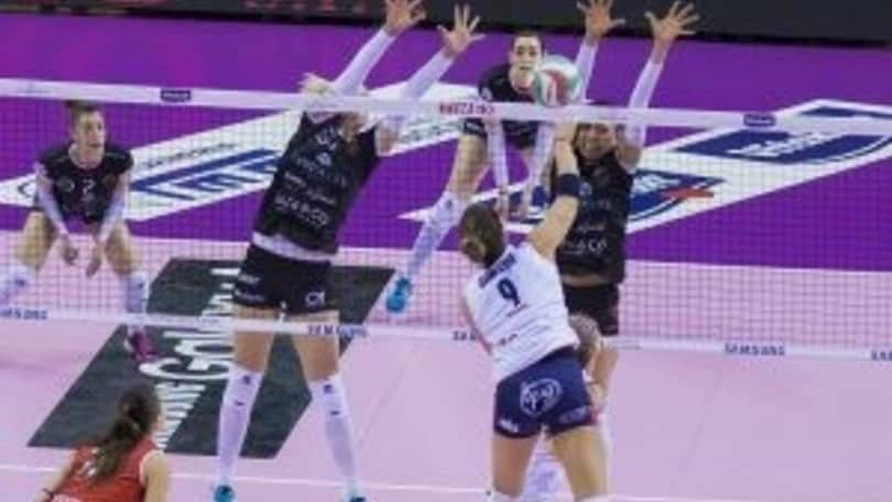 Volley: A2 Femminile, Montecchio espugna Perugia al tie break