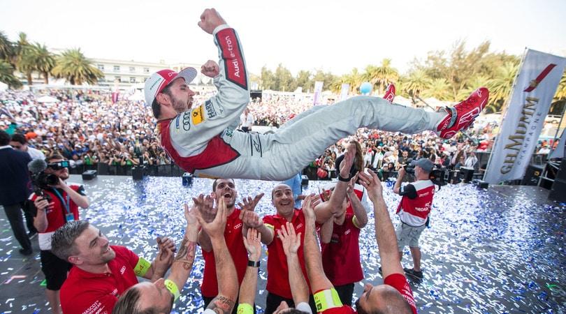 Formula E Messico, resurrezione Audi con Abt