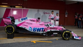 F1 Force India, Stroll: «Puntiamo al terzo posto»