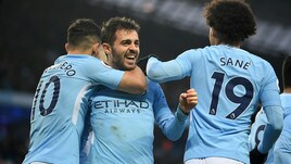 Premier League, Manchester City-Chelsea 1-0: Bernardo Silva stende Conte