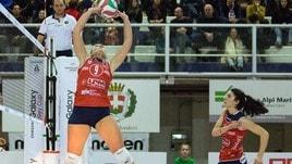 Volley: A2 Femminile, Mondovì verso l'A1, espugnata S.G. Marignano