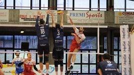 Volley: A2 Maschile, Pool C, Materdomini.it vince al tie break, per Massa terza vittoria di fila