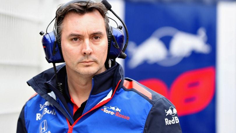 F1 Toro Rosso, Key: «Daremo a Honda tutta libertà necessaria»