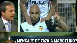 Valencia, Zaza: «L'esultanza? Per mio padre»