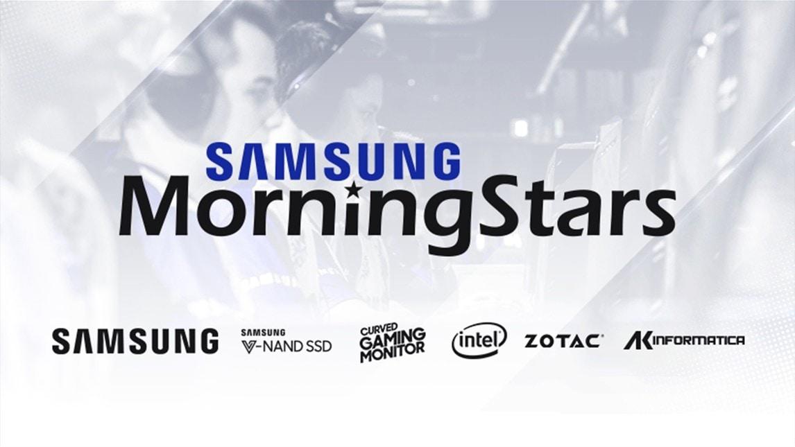 Vi presentiamo il primo roster di Overwatch dei Morning Stars: ecco a voi i Morning Stars BLACK!