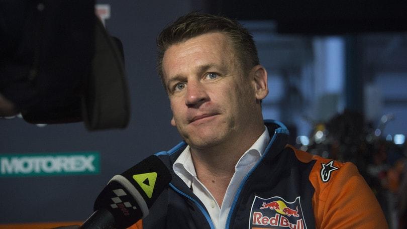MotoGp, Beirer glissa su Dovizioso in KTM: